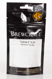 "Hop Bag, Nylon Coarse 2"" x 24"""