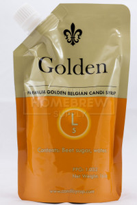 Belgian Candi Syrup, Golden 1 lb