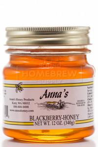 Honey, Blackberry 12 oz Jar