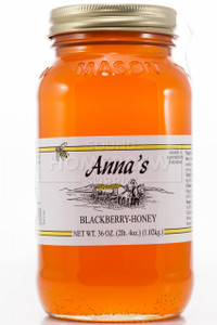 Honey, Blackberry 36 oz Jar