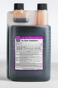 Io Star Iodine Sanitizer 32 oz