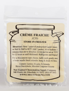 Direct Set Culture - Creme Fraiche