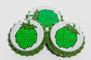 Bottle Caps, Hop Cone (50 ct)