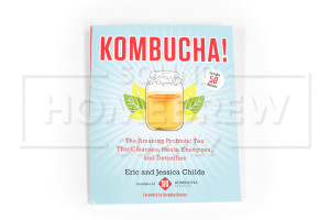 Book - Kombucha! (Childs)