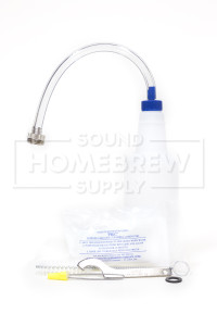 Keg Line Cleaner Kit, Gravity