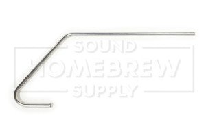 Blow Off Tube for Carboys, Stainless