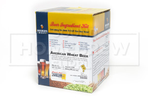 Brewer's Best American Wheat, 1 Gallon