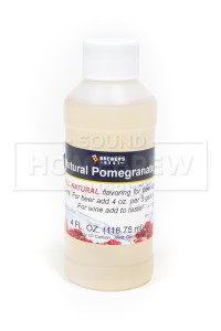 Pomegranate Fruit Flavoring 4oz