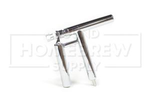 Pluto Gun, Stainless/Plastic