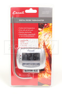 Thermometer, Digital Probe