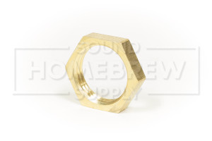 Lock Nut, Tower Shank 1-1/16""