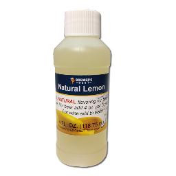 Lemon Fruit Flavoring 4oz