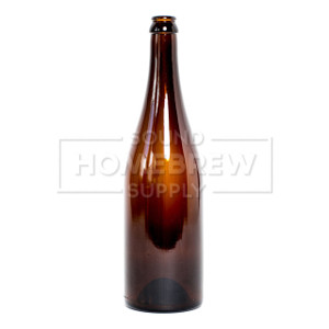 Bottle - Champagne 750ml, Amber (case of 12)