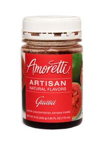 Guava, Amoretti Artisan Fruit Puree