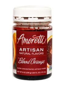 Blood Orange, Amoretti Artisan Fruit Puree