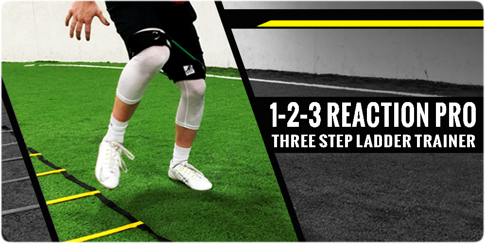 1-2-3 Reaction Pro Included With Kbands