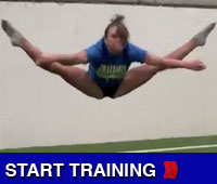 Toe Touch Training