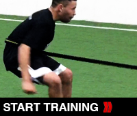 3 Cone Victory Ropes Drill