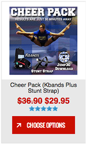 Buy Kbands Cheer Pack