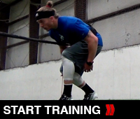 Drop And Read Assisted Sprints