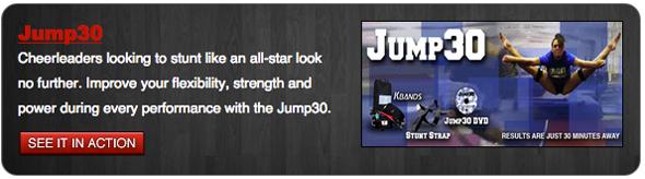 Jump30 Cheer