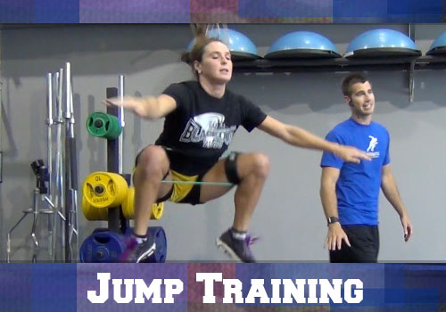 Jump Training With Kbands