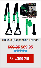 Buy The KB Duo Suspension Trainer