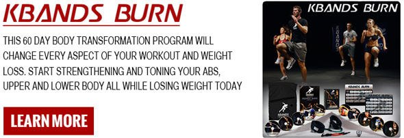 Kbands Burn Workout Program