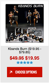 Buy Kbands Burn