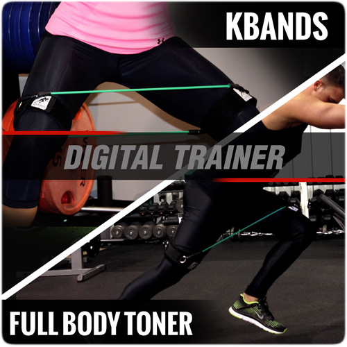 K bands Full Body Toner Workout