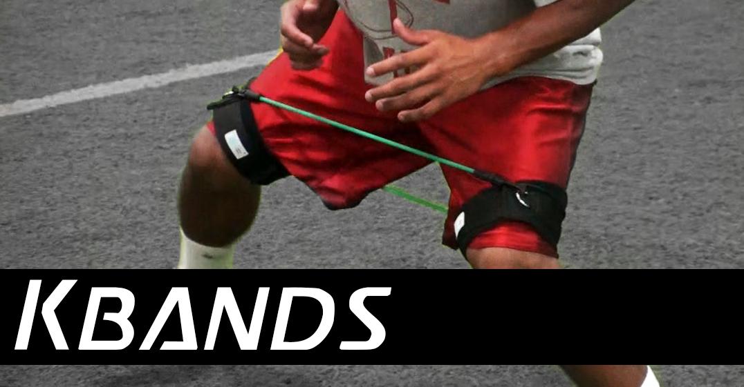 Kbands Leg Resistance Bands