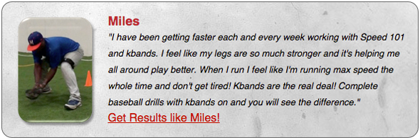 Get Results like Miles