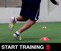 Soccer Offensive Speed