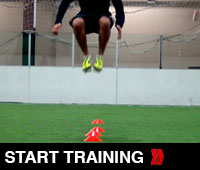 Soccer Vertical Training