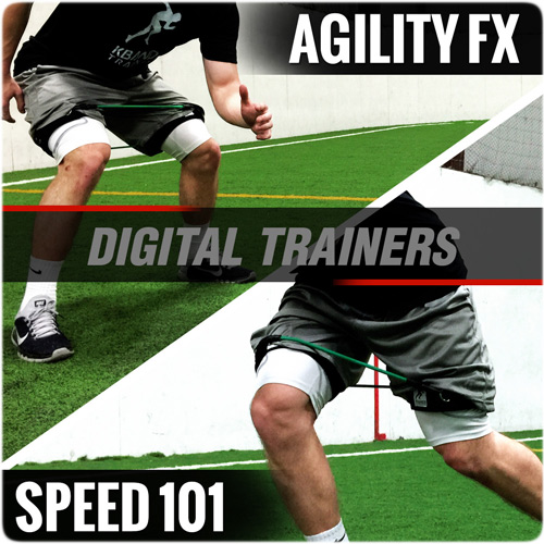 Speed 101 and Agility FX Digital Trainer