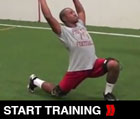Football Warm Up Drills