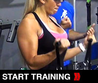 Biceps and Lean triceps
