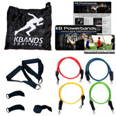 Included with your order of KB Powerbands is our amazing Shoulder Progression and Torque Digital Trainers