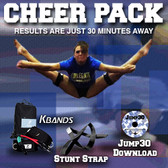 Cheer Pack (Kbands Plus FREE Stunt Strap)