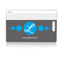 Lathem RF Proximity Badges (15 Pack)