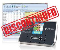 Lathem's Payclock Version 6 Software & FR650 Time Clock