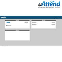 uAttend Desktop Webpage Punching