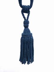 Morocco Tieback Tassel, Colour 1: Cobalt [SOLD OUT]