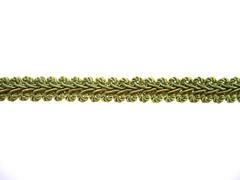 French Scroll Gimp 10mm, Colour 1 Leaf