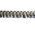 Ribbon Loop Braid 20mm, Colour Duck Egg/ Sage