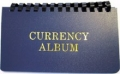 Currency Albums and Wallets