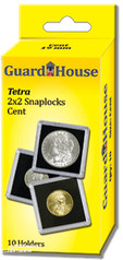 Guardhouse 2x2 Tetra Snaplock for Cents - Pack of 10