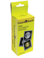 Guardhouse 2x2 Tetra Snaplock for Small Dollars (SBA/SAC/Presidential) -Pack of 10
