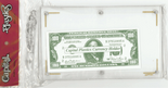 Capital Plastics Modern Currency Cases