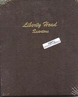 Dansco Album #7130- Liberty Head Quarters- 1892-1916